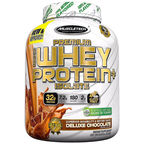 Muscletech 100% Premium Whey Proteina Isolate Chocolate