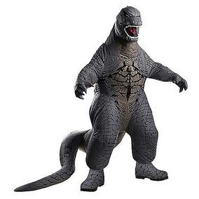 Disfraz Niño Godzilla Traje Inflable Halloween