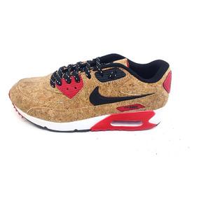 Tenis Nike Air Max 90 Original Couro Barato Garantia Confort
