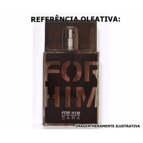 Zara For Him Masculino Perfume Importado Contratipo 100ml
