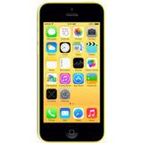 Iphone 5c 8gb Amarelo Mt Bom Seminovo C/ Garantia E Nf