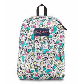 Mochila Jansport Superbreak Fruit Ninja Js00 T501-34p