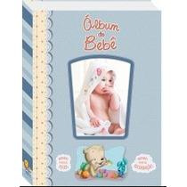 Álbum Do Bebê Azul- Todolivro