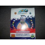 Coleccionador Completo Costa Rica Copa America 2011