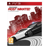 Need For Speed Nfs Most Wanted Playstation3 Ps3 Digital