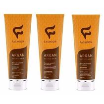 Kit Com 24 Argan Active Hair Fashion Cosméticos *atacado