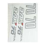 Kit De Calcos Dax 70 Honda Modelo 96
