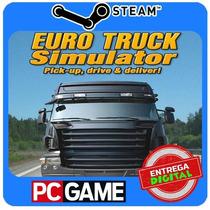 Euro Truck Simulator Steam Cd-key Global