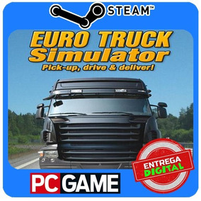 Euro Truck Simulator Steam Cd-key Global