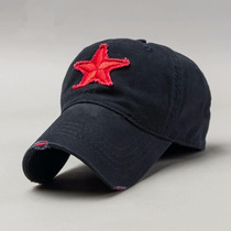 Gorra - Cap Estrella Roja Comunista - Importada