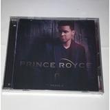 Cd Prince Royce Phase I I Nuevo Sellado De Fábrica