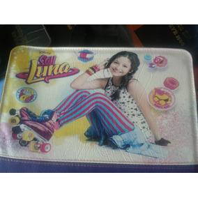 Forro Estuche Soy Luna Frozen De Mini Laptop Tablet