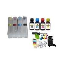 Bulk Ink Canon Mp250 Mp280 Mg2410 Mg2910 Mg3510 3610 + Tinta