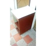 Lavadero En Fibra De Vidrio De 35x50 Con Mueble