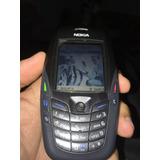 Nokia 6600 - Relíquia Super Conservado - Antigo - Baixei !!