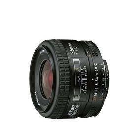 Lente Af Nikkor 35mm F/2d