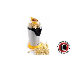 Maquina Palomitas Palomera Forma Pinguino Sin Grasa