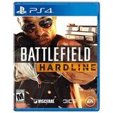 Battlefield Hardline Ps4 Fisico