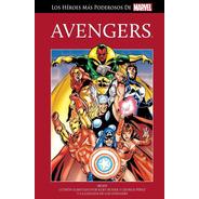 Avengers Marvel Tapa Dura Salvat