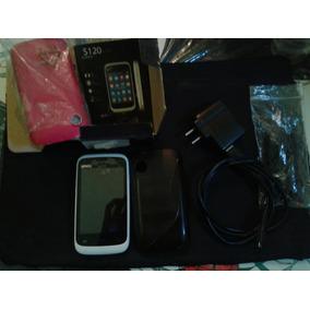 Smart Phone Lanix Ilium S120: Accesorios Y Liberado Sim.