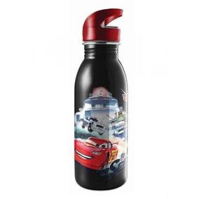 Garrafa Aço Carros Disney - 25311 Dermiwil