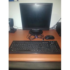 Computador 160gb Disco 4gb Ram Dvd Monitor 17 Teclado Mouse
