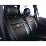 Jogo Capa Couro Courvin Banco Carro Gm Astra Hatch 2p 2002