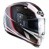 Casco Moto Hjc Integral Rpha 10 Cage Mc1 Fibra Carbono