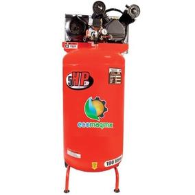 Compresor Goni De 5hp Con Tanque De 190lts. Vertical 110v.