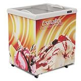 Freezer Expositor Horizontal Para Sorvetes - Esmaltec