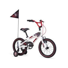 Bicicleta Infantil Mercurio Magnum Con Banderin 2018