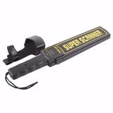 Detector De Metales Recargable Para Armas Y Seguridad