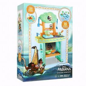 Set De Cocinita De Princesa Moana Disney