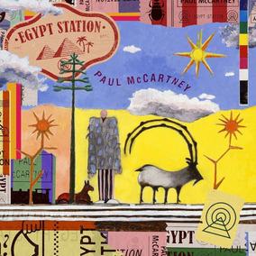 Paul Mccartney Egypt Station Cd Nuevo Importado En Stock