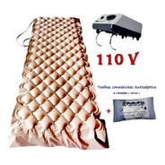 Colchão Pneumático Hospitalar Dellamed Com Motor 110v