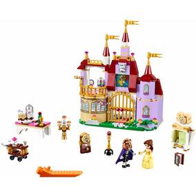 Lego Disney Princess 41067: Castillo Encantado De Bella