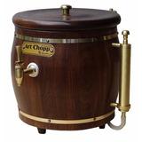 Choppera Artesanal Cerveza Tirada Rústica
