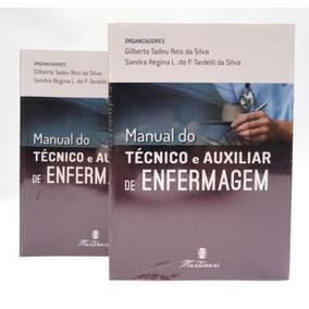 02 Manual Do Técnico E Auxiliar De Enfermagem 2ª Edição 2017