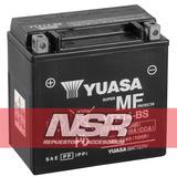 Bateria Yuasa De Gel Ytx14 Bs Yamaha Fz1 Yzf Bmw Gs F650 Nsr