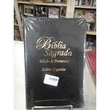 100 Biblia Sagrada C Harpa Letra Gigante Revist E Corrigida