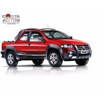 Fiat Strada Adventure Doble Cabina Extra Full 1.6 Cc 16v