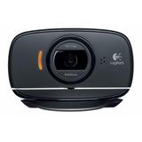 Webcam C525 Hd Logitech Camara Web C/ Microfono Skype Fotos
