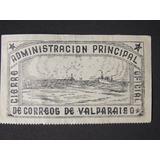 Antique, Gran Cierro Oficial Valparaiso Año 1944