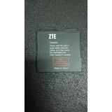 Bateria Nueva Y Original Para Telefono Zte A39