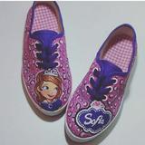 Zapatos Princesa Sofia Talla 30 En Oferta