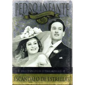 Pedro Infante / Escándalo De Estrellas 50 Aniv. D V D + C D