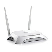 Tp-link Tl-mr3420 Router Wireless 3g 300m