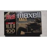 Cassette Cromo Premium Maxell Xl Ii-s