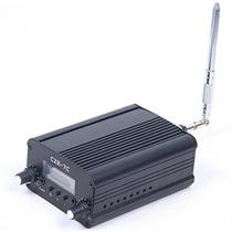 Estación Estéreo Signstek 7w 7c Fm Transmisor De Radio Mini