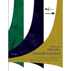 Curso De Direito Constitucional Gilmar Mendes-2017-pdf